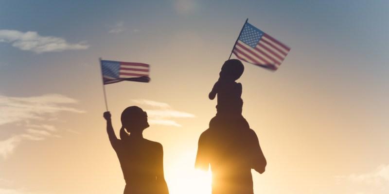 nhiều người khát khao nhập cư Hoa Kỳ